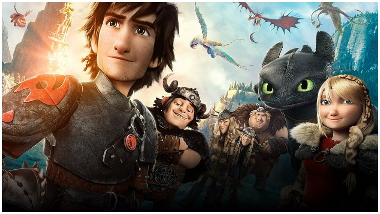 Movies, How to Train Your Dragon