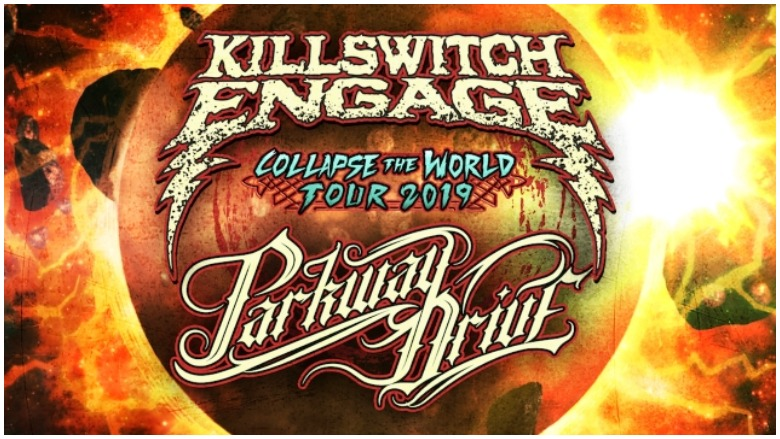 Killswitch Engage, Parkway Drive