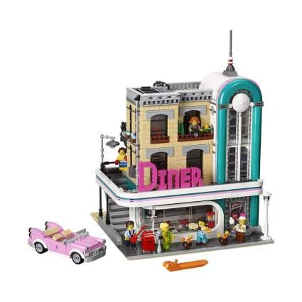 LEGO retro diner set retro toys