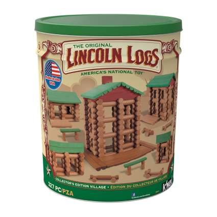 Lincoln Logs retro toys