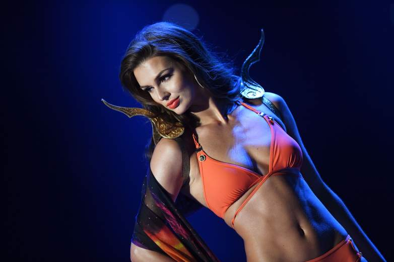 Miss Canada swimsuit