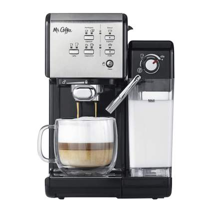 Automatic cappuccino machine