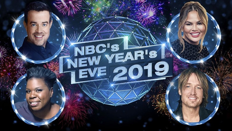 How to Watch NBC New Year's Eve Online