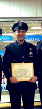 Officer Syed Ali