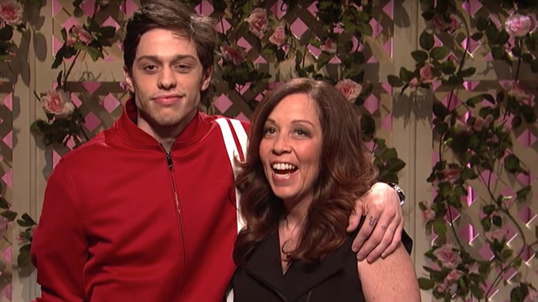 Amy Waters, Pete Davidson's Mom