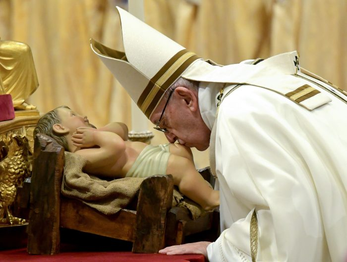 christmas Pope Francis