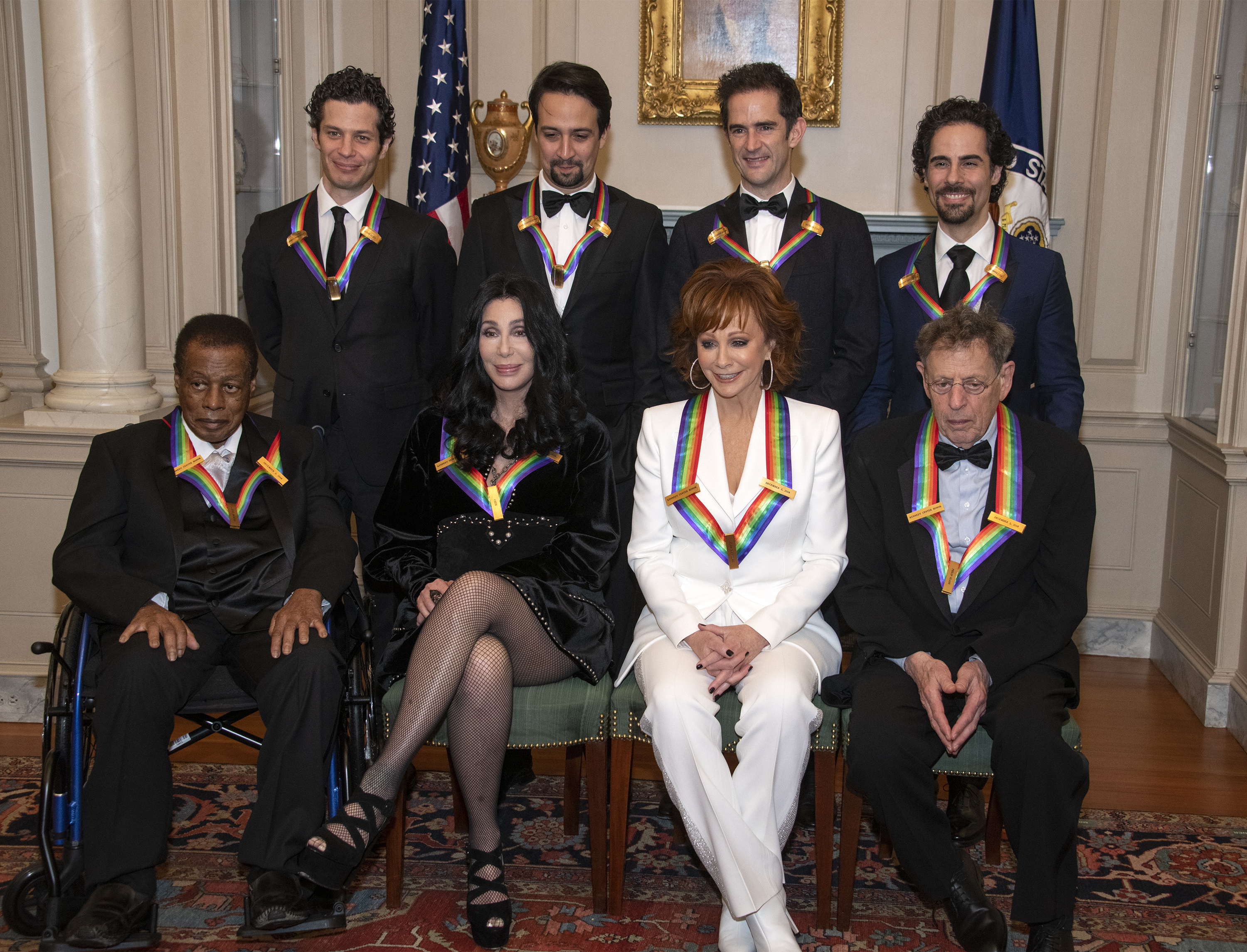 Kennedy Center Honors 2018 Honorees