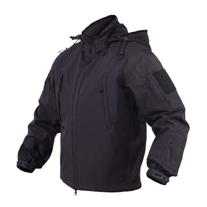 concealed carry softshell jacket