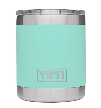 YETI Rambler Stainless Steel Vacuum Insulated Tumbler
