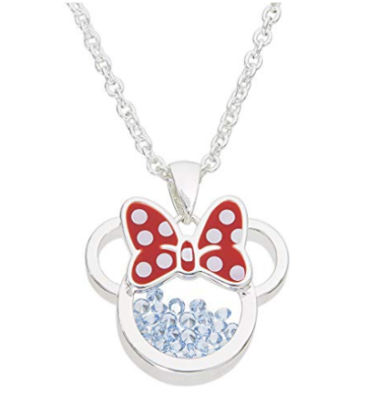 Disney Birthstone Necklace