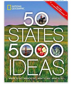 50 States, 5,000 Ideas Book