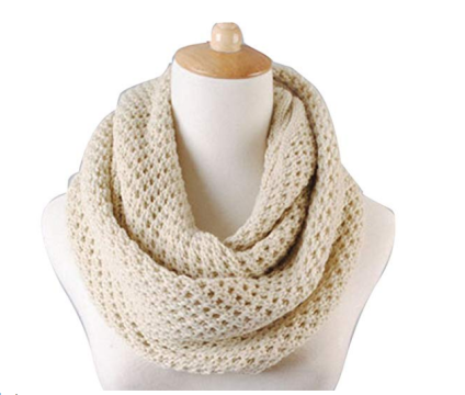 Winter Warmer Infinity Scarf
