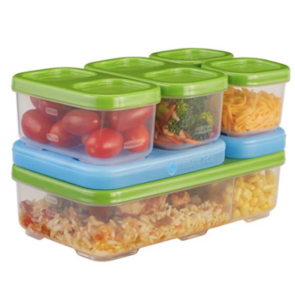 Rubbermaid Lunch Box Kit
