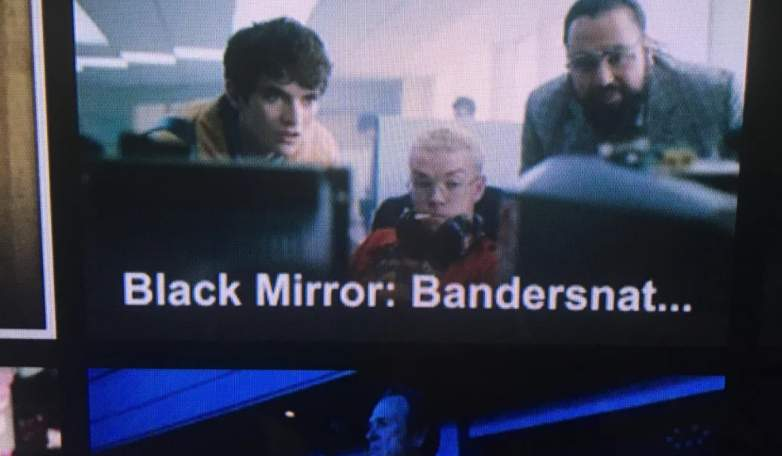 Bandersnatch cast photo