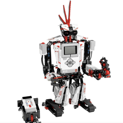 LEGO MINDSTORMS Robot Kit with Remote Control for Kids