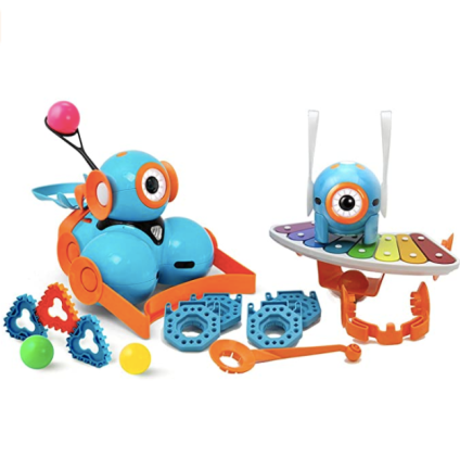Wonder Workshop Dot and Dash Robot Wonder Pack