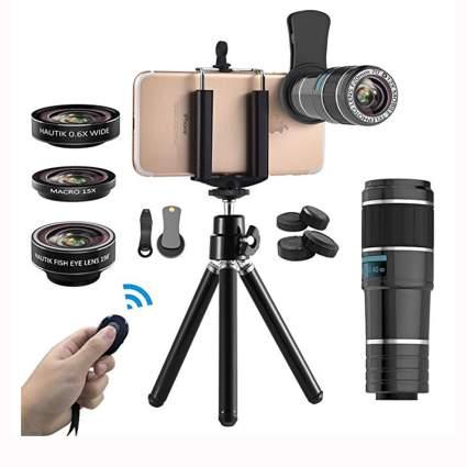 smartphone camera lense kit