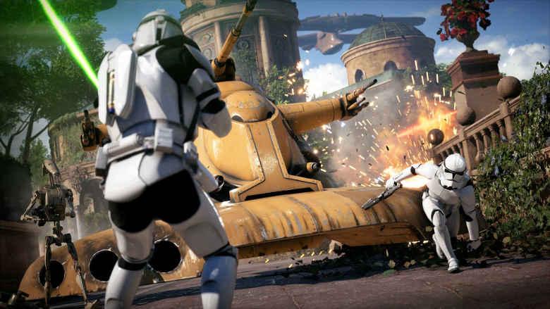 Star Wars Battlefront 2 EA Access