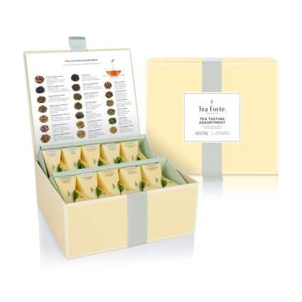 organic tea sampler