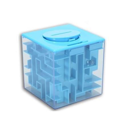 Blue Puzzle box