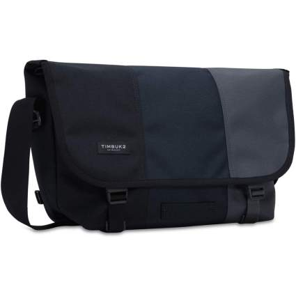 Dark Timbuk2 messenger bag