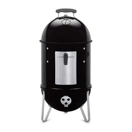 Weber smoker grill