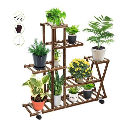 Multi-level plant stand