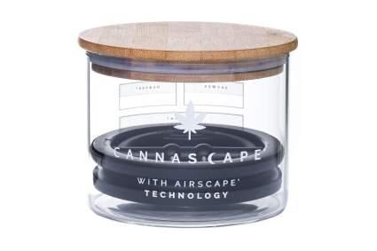 airtight weed jar