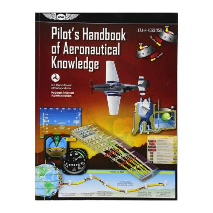FAA Pilot's handbook aviation gifts