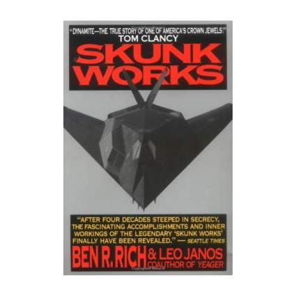 Amazon skunk works book aviation gifts