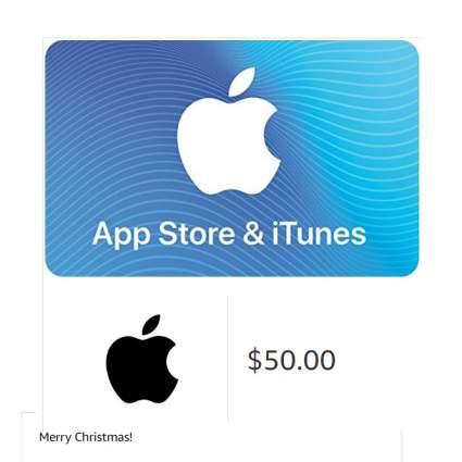 apple egiftcard