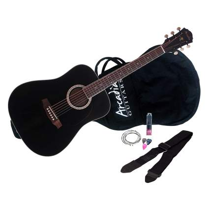arcadia guitar acoustic gifts for men under 100