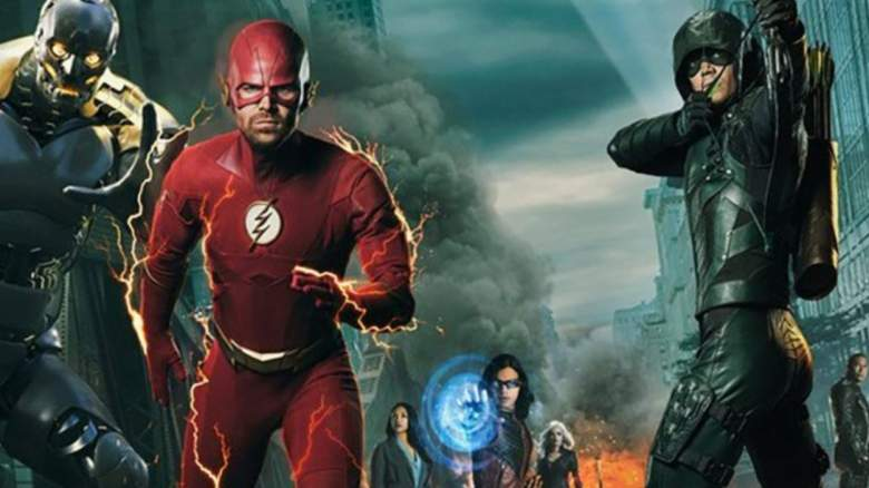 Watch Arrowverse Crossover Online