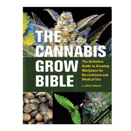 cannabis grow bible