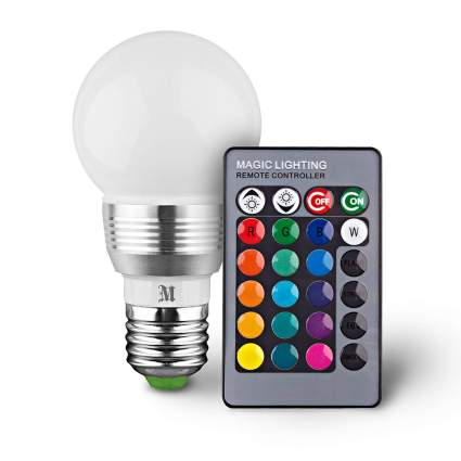 color changing bulb kobra