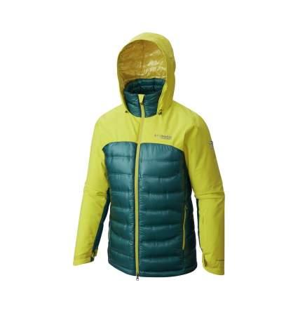 columbia heatzone 1000 down jacket
