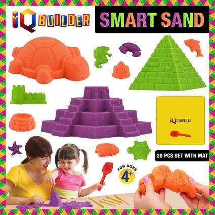 creative sand