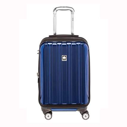 Desley hard side carry on bag