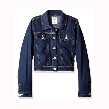 Dickies girls denim jacket