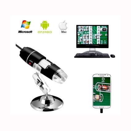 digital microscope and mini camera