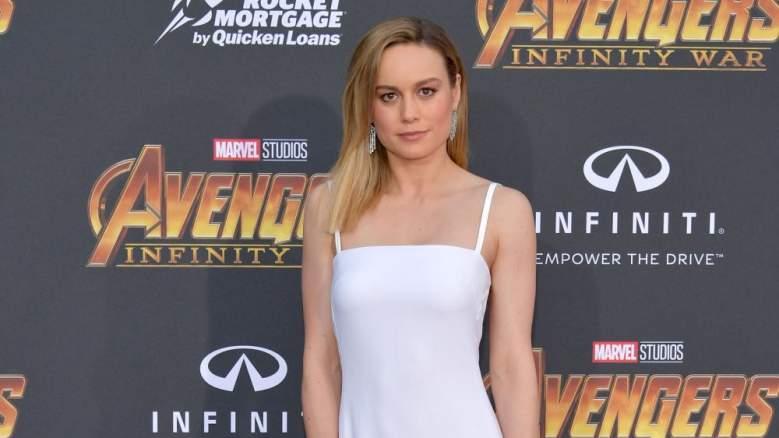 Brie Larson Captain Marvel trailer