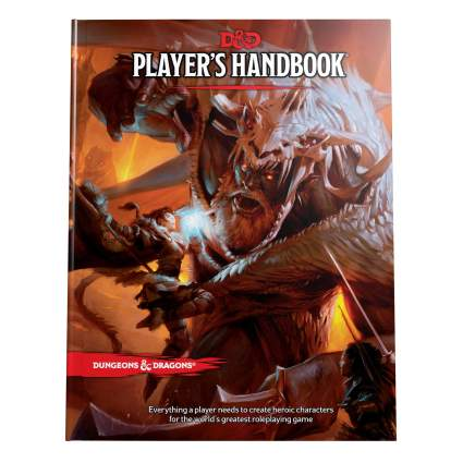 dnd 5e player's handbook