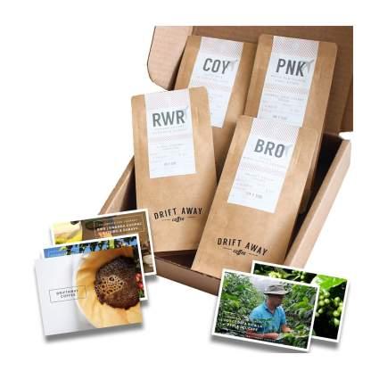 Driftaway Coffee gift basket
