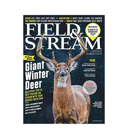 field & stream magazine last minute gifts for him