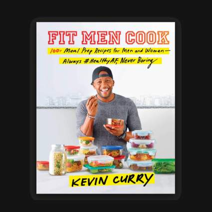 fit men cook kindle