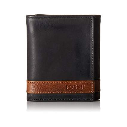 fossil wallet gifts for men