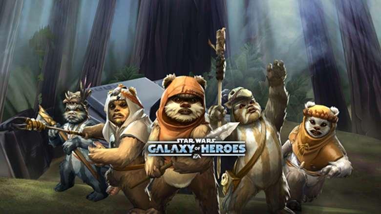 Star Wars Galaxy of Heroes C-3PO