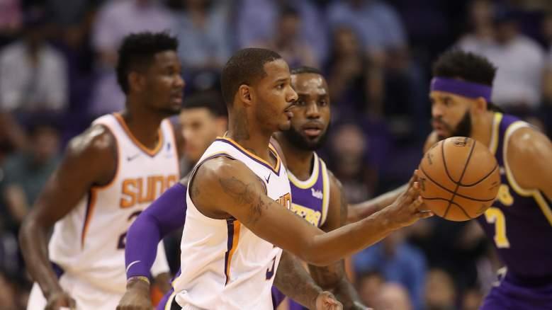 Lakers Ariza Suns Trade