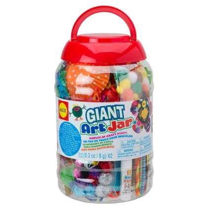 giant art jar