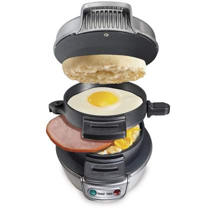 Egg sandwhich machine